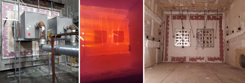 BSB FSD-TD Batt Installation