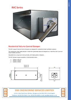 RVC Series Brochure